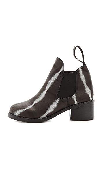 Shakuhachi Elastic Riding Booties