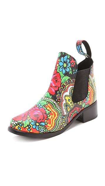 Shakuhachi Gypsy Riding Boots
