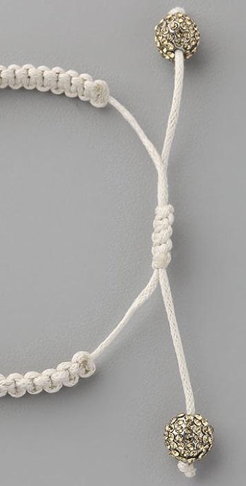 Shashi Pave Bead Bracelet