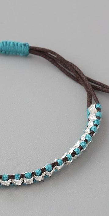 Shashi New Petit Golden Nugget Bracelet