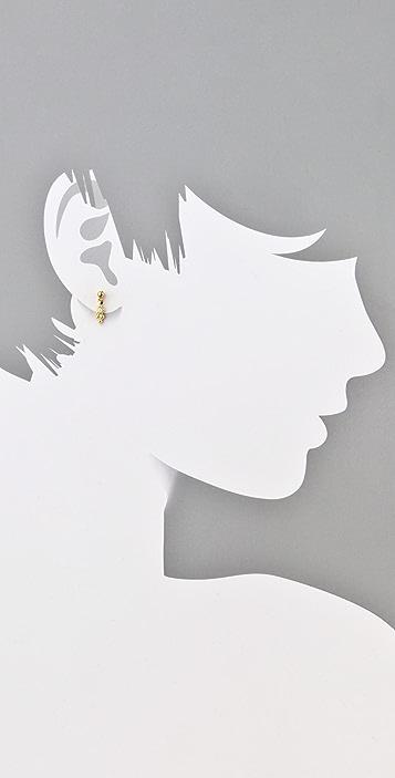 Shashi Petit Indian Danna Earrings