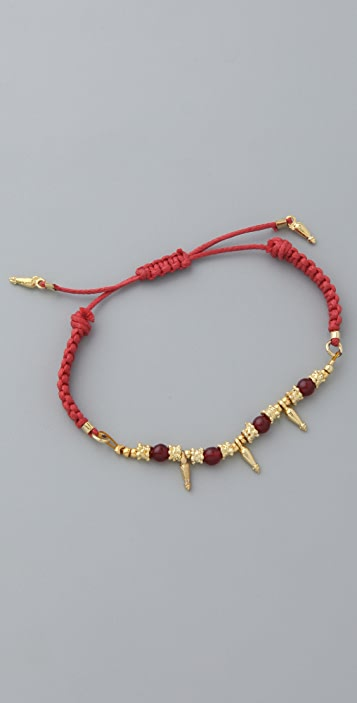 Shashi Indian Bead Bracelet