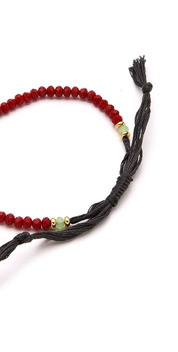 Shashi Rachel Small Gemstone Bracelet