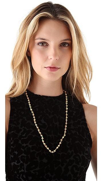 Shashi Rosanna Beaded Necklace