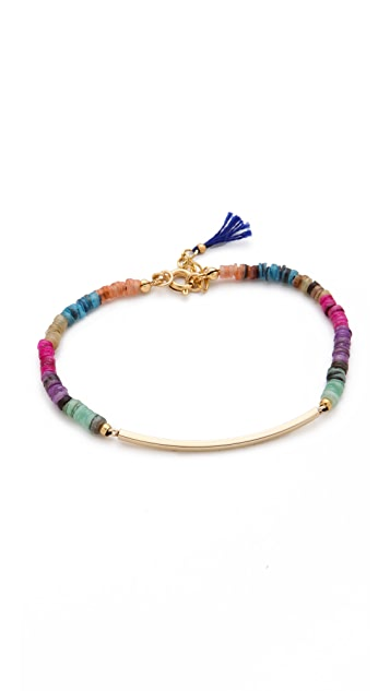 Shashi Amanda Bar Bracelet