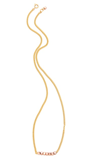 Shashi Nugget Chain Necklace