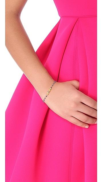 Shashi Gigi Chain Bracelet