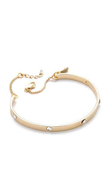 Shashi Crystal Bangle Bracelet