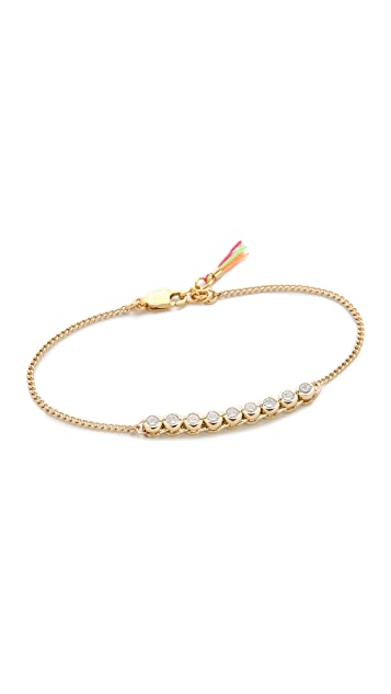 Shashi Sofia Chain Bracelet
