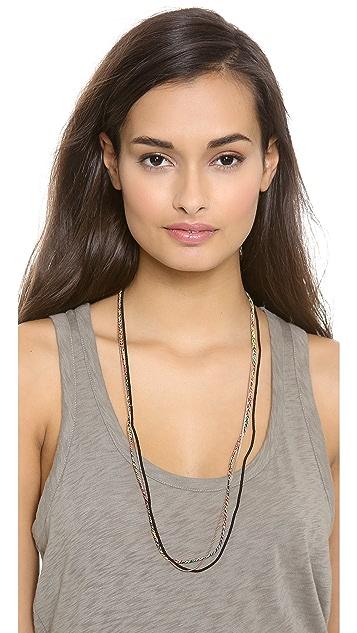 Shashi Maya Seed Bead Necklace