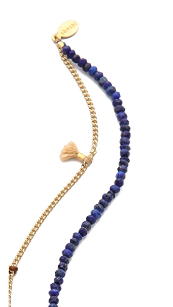 Shashi Chelsea Lilu Necklace