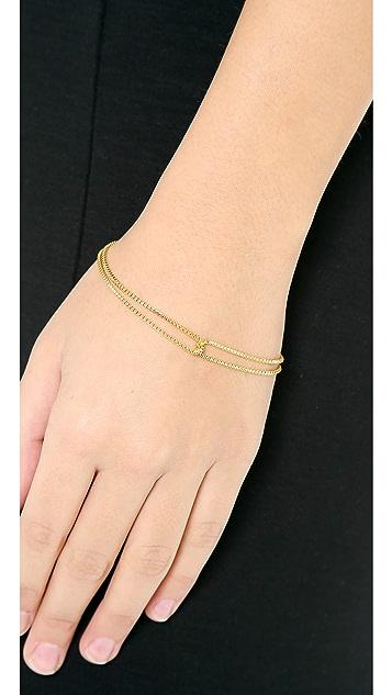 Shashi Love Knot Bracelet
