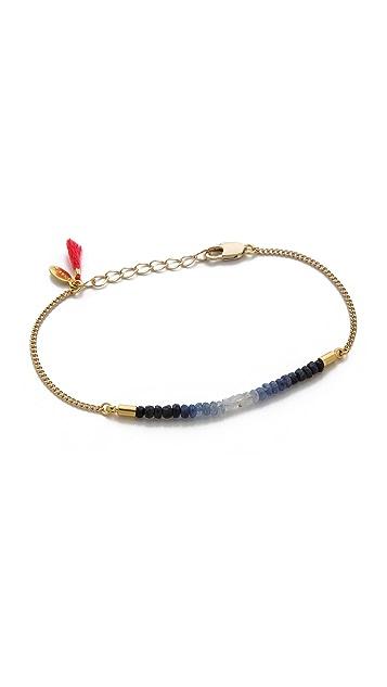 Shashi Ombre Chain Bracelet