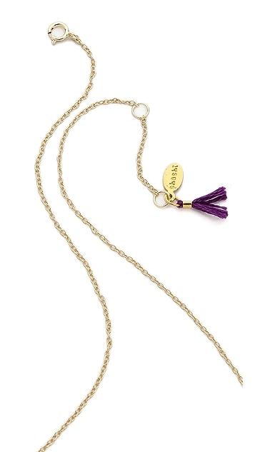 Shashi Open Bar Necklace