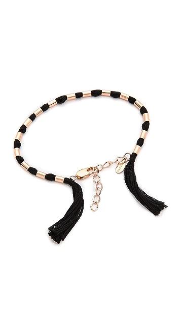 Shashi Carly Rose Bracelet