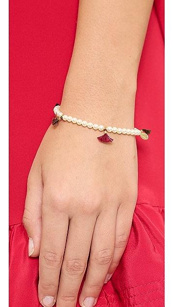 Shashi Lilu Cultured Freshwater Pearl Bracelet