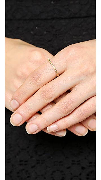 Shashi Evil Eye Ring
