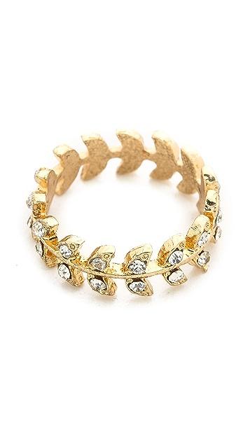 Shashi Amelia Midi Ring