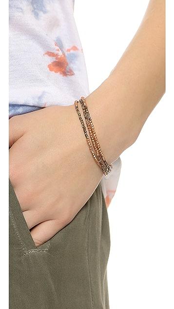 Shashi Blaire Slide Bracelet