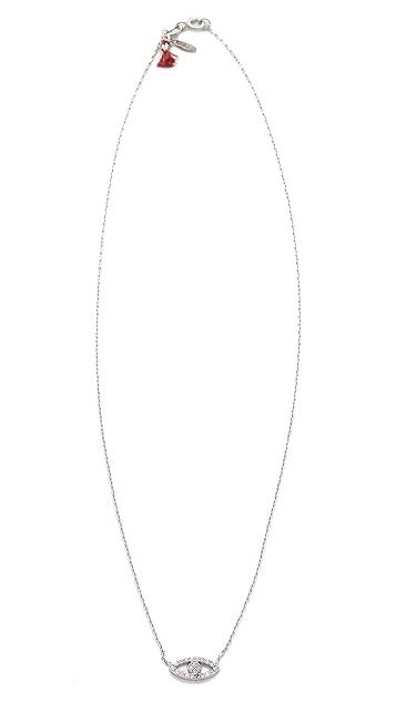 Shashi Evil Eye Necklace