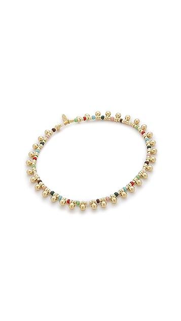 Shashi Lilu Gold Ball Bracelet