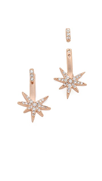 Shashi Star Earring Jackets