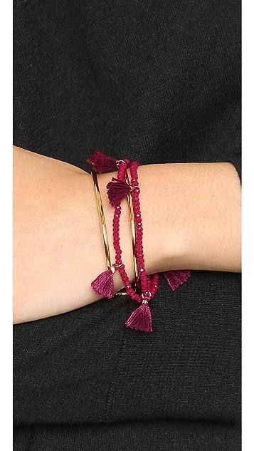 Shashi Laila Crystal Bracelet