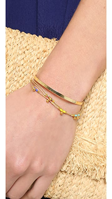 Shashi Sonia Cuff Bracelet