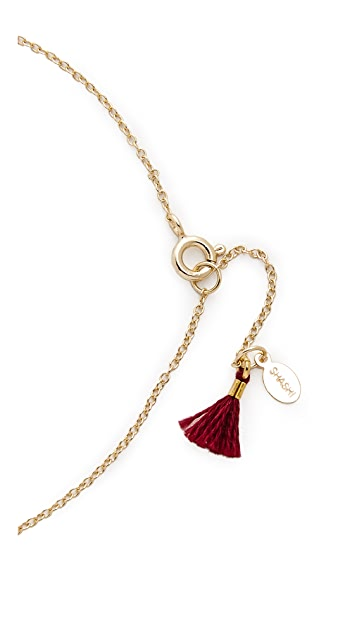 Shashi Arrow Pendant Necklace