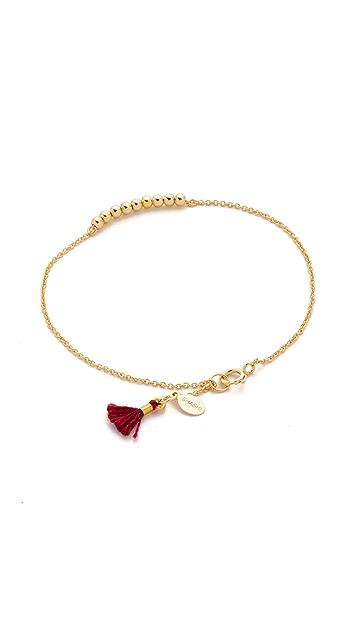 Shashi Alex Chain Bracelet