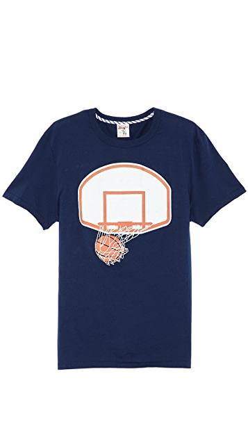 S&H Athletics Johnson Hoop T-Shirt