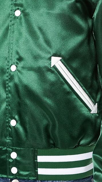 S&H Athletics Bird Baseball Jacket