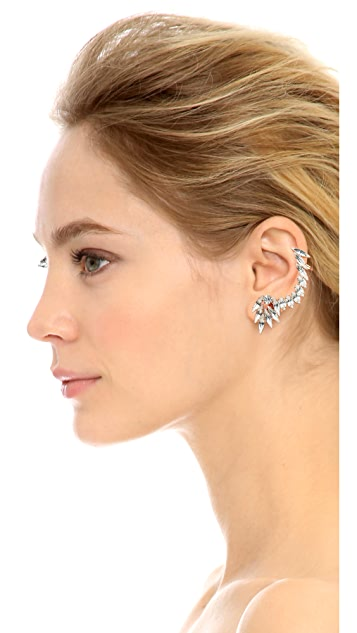 Shay Clip On Full Ear Cuff