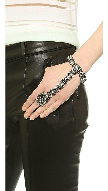 Shay Crystal Handchain