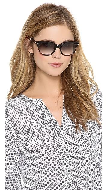 Sheriff&Cherry G11 Turtle Cut Sunglasses
