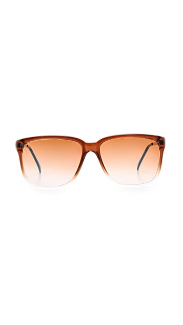 Sheriff&Cherry G12 Lux Retro Sunglasses