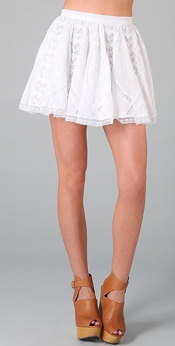 Sheri Bodell Gypsy Skirt
