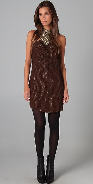 Sheri Bodell Star Lady Halter Dress