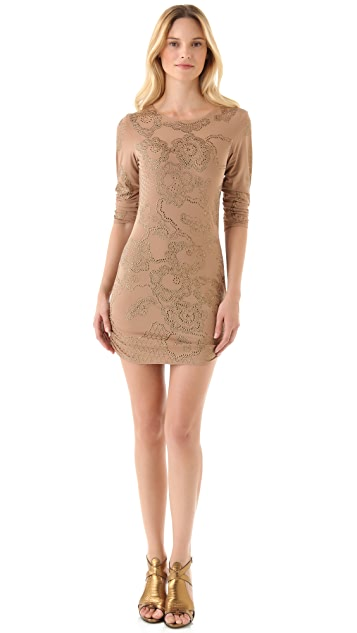 Sheri Bodell Chantilly Mini Dress