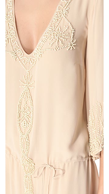 Sheri Bodell Viceroy Beaded Dress