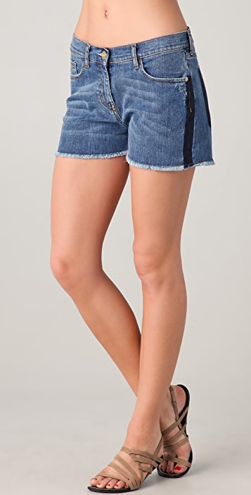 Shine California Denim Shorts