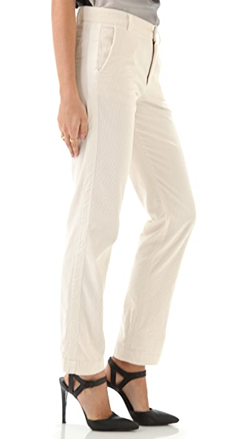Shine Rolling Light Corduroy Pants