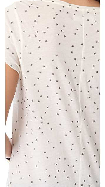 Shine Summer Stars Top
