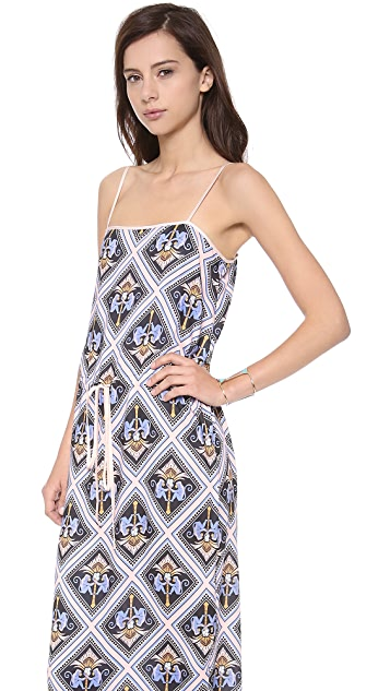 Shona Joy Oasis Bound Drawstring Dress