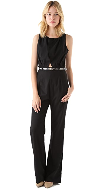 6 Shore Road Taurus Cutout Jumpsuit