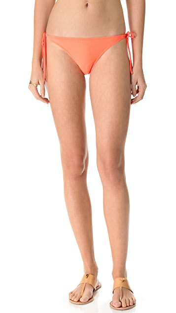 6 Shore Road Juju String Bikini Bottoms