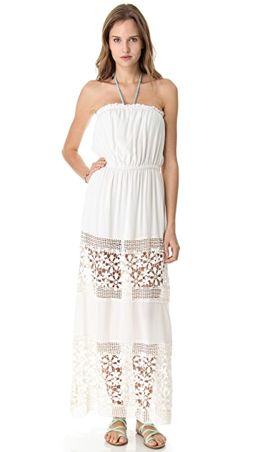 6 Shore Road Charlotte's Cover Up Maxi Dress