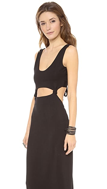 nadii Sun Valley Midi Cover Up Dress