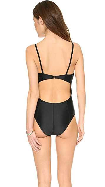 6 Shore Road Warrior One Piece Swimsuit