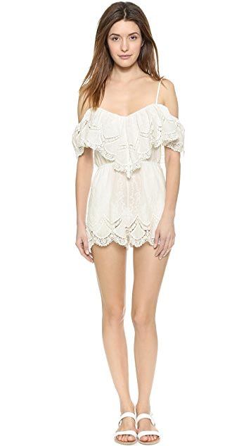 6 Shore Road Saturdays Lace Romper